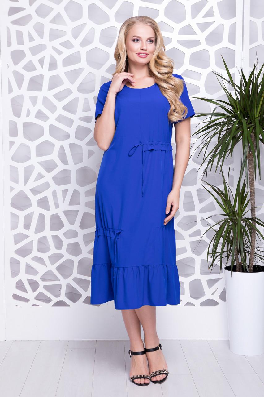 Платье Прада синий р 52-60  продажа, цена в Харькове. от
