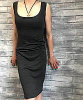 """Платье женское """"майка"""" 1.  Размер универсальный 42-46, фото 1"""