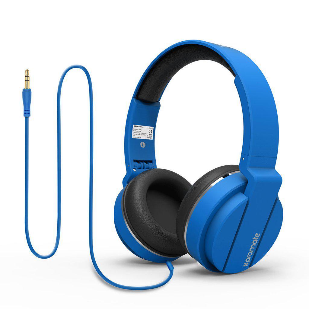 Портативные наушники Encore Blue