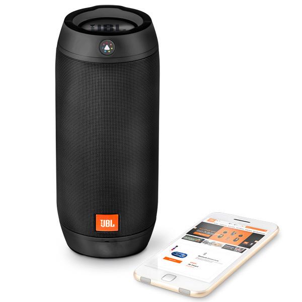Акустика JBL Wireless Pulse 2 black (JBLPULSE2BLKEU) EAN/UPC: 6925281908279