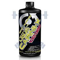 Scitec Nutrition Carni X 100 000 л-карнитин жиросжигатель для похудения снижения веса спортивное питание