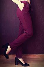 Женские летние штаны, софт, фото 3