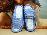 Сланцы женские Super Cool голубые 39 р., фото 5