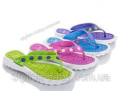 Детская коллекция летней обуви 2018. Детские шлепанцы бренда Alex (рр. с 30 по 35)