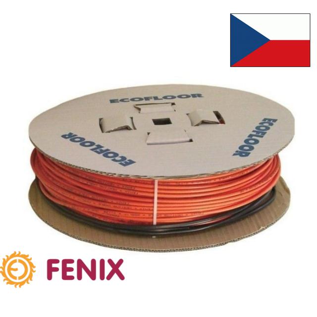 Fenix ADSV 10Вт/м (Чехия) - тонкий кабель (мат без сетки)