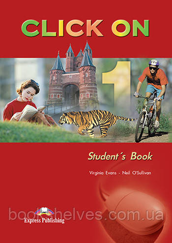 CLICK ON 1 Student's Book (with leaflet)