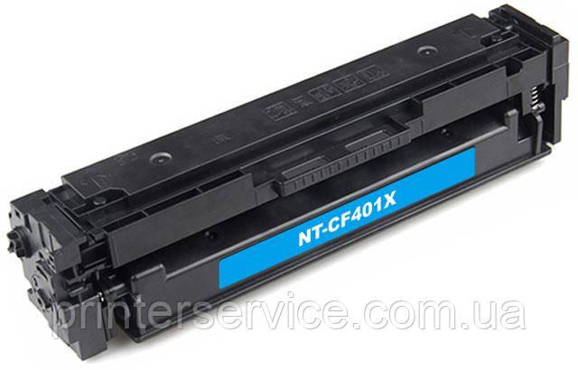 картридж G&G NT-CF401X (аналог HP CF401X)