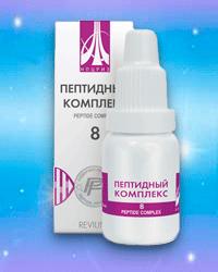 Жидкий пептидный комплекс № 08 (для восстановления печени)