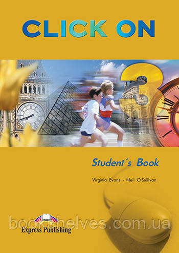 Click ON 3 Student's Book (with leaflet)