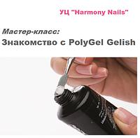 «Знакомство сPolyGelGelish»