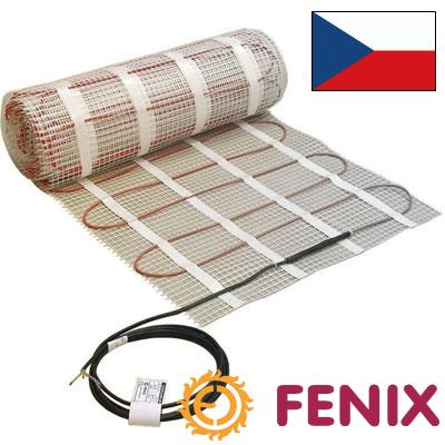 Fenix CM-150W/m² (Чехия) - ультратонкий нагревательный мат