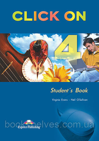 Click ON 4 Student's Book