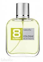 Туалетная вода для мужчин 8 Element Cologne Faberlic (8 Элемент Колонь Фаберлик) 100 мл