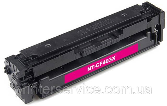 картридж G&G NT-CF403X (аналог HP CF403X)