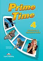 Prime Time 4 Workbook & Grammar Book