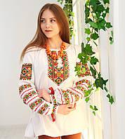 Вишиванка   Гуцульська - 2 (домоткане полотно), фото 1