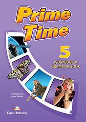 Prime Time 5 WorkBook & Grammar