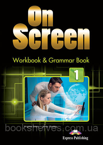 On Screen 1 Workbook And Grammar Book