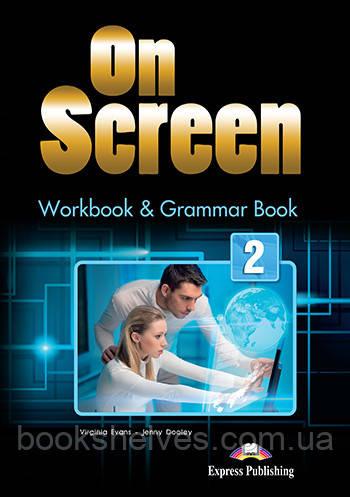 On Screen 2 Workbook And Grammar Book