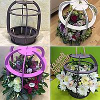 Ящик для цветов и декора, Клетка