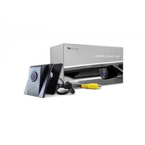 Штатная камера переднего вида Falcon FC04-HCCD. Audi Q5
