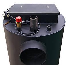 Универсальный котел сверхдлительного горения Energy SF 10 кВт площадь отопления до 100 кв м, фото 3