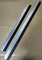 Щетка алюминиевая на пассажирские двери