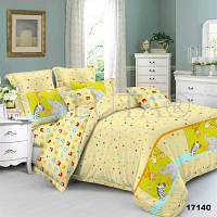 Комплект постельного белья Viluta Ранфорс полуторный подростковый арт.17140