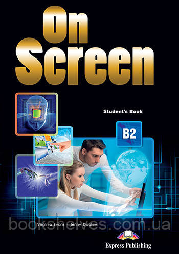 On Screen B2 Student's Book Pack 3 Revised With Writing Book