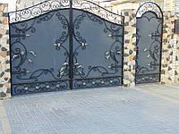 Ковані ворота В-36