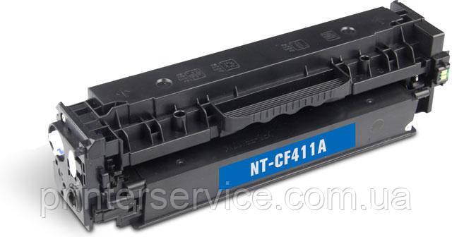 картридж G&G NT-CF411A (аналог HP CF411A)