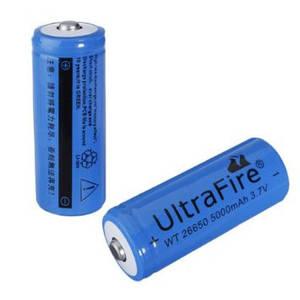 Мощный АККУМУЛЯТОР UltraFire 26650