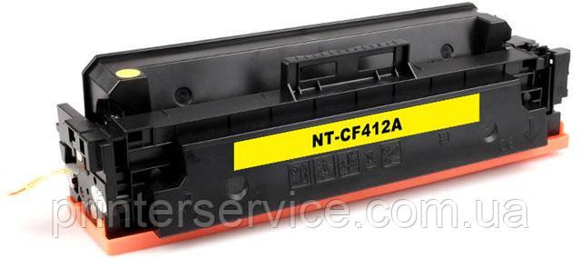 картридж G&G NT-CF412A (аналог HP CF412A)