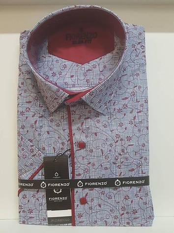 Рубашка с коротким рукавом Fiorenzo, фото 2