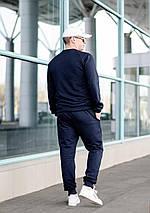 """Мужской трикотажный спортивный костюм """"FILA"""" с принтом и карманами (3 цвета), фото 3"""