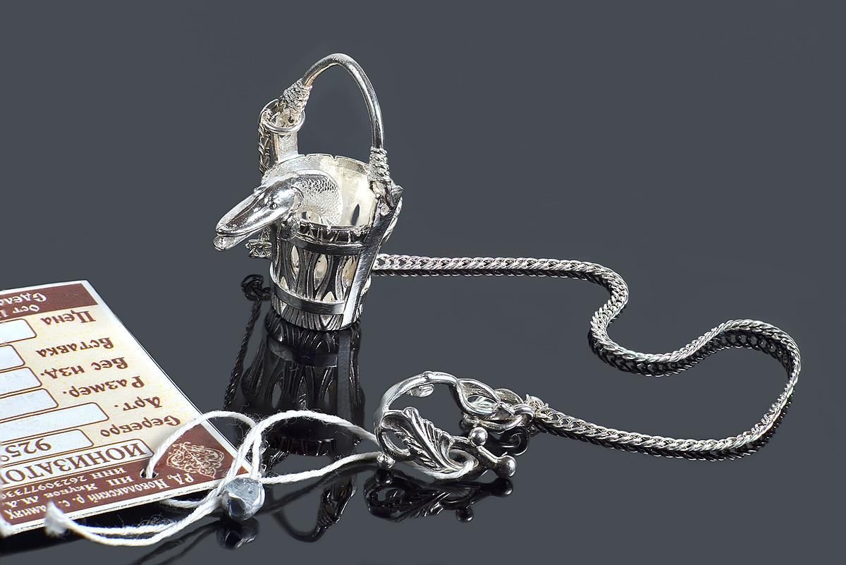 Серебряный ионизатор воды Щука