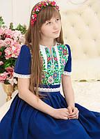 Плаття вишите Святкове (6-12 років), фото 1