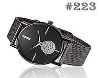 Женские часы с металическим браслетом (223)