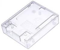 Прозорий пластиковий корпус для Arduino UNO, фото 1