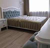 Деревяне ліжко Елізабет