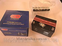 Аккумулятор кислотный 9A/12V OVTDO.  150*85*90