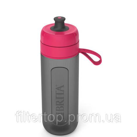 Туристический фильтр для воды Фильтр-бутылка для воды Fill and Go Active Pink