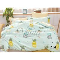 Комплект постельного белья Viluta Сатин-Твил полуторный подростковый арт.214