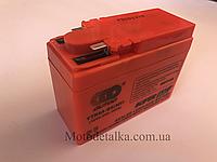 Акумулятор 2.3 A/12v Honda DIO OVTDO.