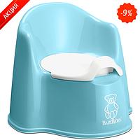 Горшок-кресло Baby Bjorn Potty Chair turquoise