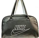 Универсальные сумки КОЖВИНИЛ Nike (фукися)26*42, фото 2