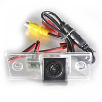 Штатная камера заднего вида Prime-X CA-9583. Skoda Fabia I-II 1999-2013/Yeti 2009-2013