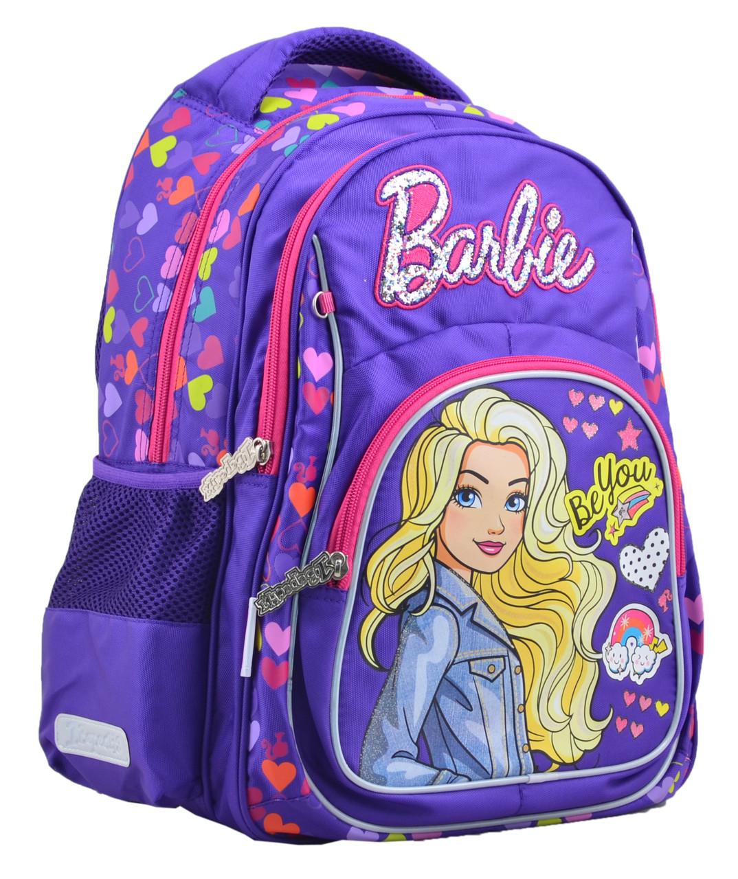 Рюкзак школьный S-21 Barbie 555267, фото 1