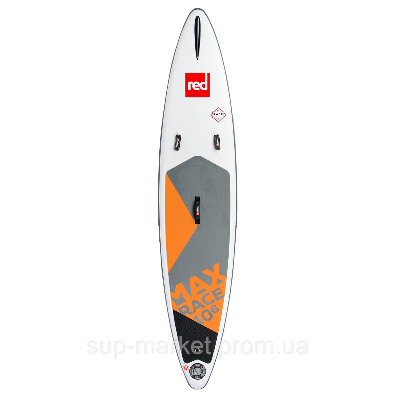 "SUP доска Red Paddle Co Max Race 10'6"" x 26"" (kids), 2018"