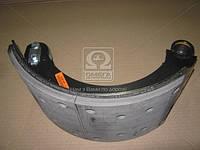 Колодка тормозная МАЗ 5440 передняя левая (производство Самборский ДЭМЗ) (арт. 5440-3501091), AFHZX